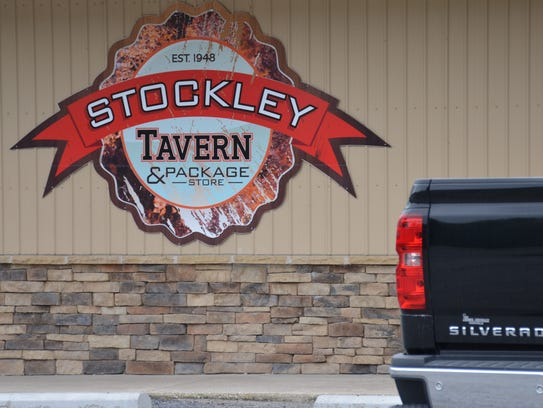 Stockley Tavern & Package located at 26072 Dupont Blvd,