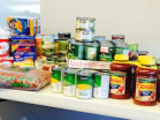 Donations are pouring for the Hattiesburg American food drive to benefit Edwards Street Fellowship Center.