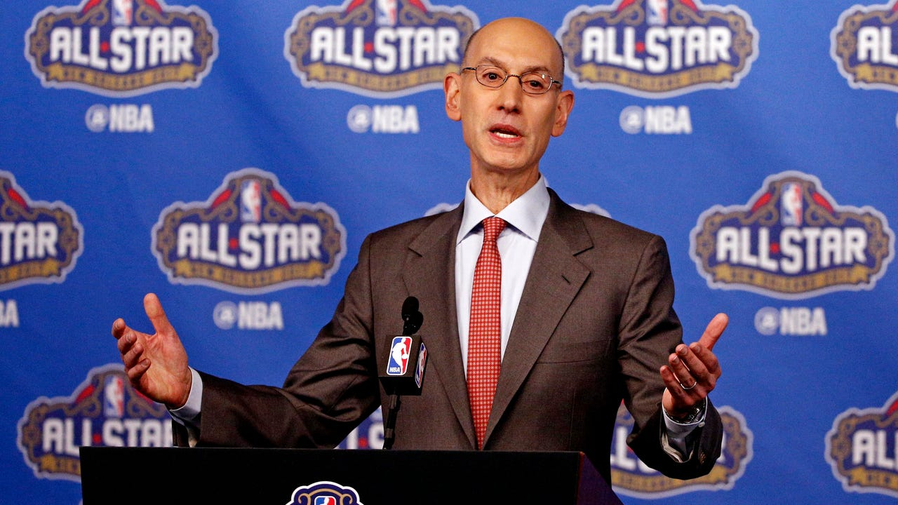 NBA commish on All-Star Game in N.C. and players resting