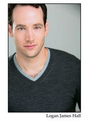 "Logan James Hall (pictured) and Cadden Jones are cast in ""Sex with Strangers,"" which opens Wednesday at Vermont Stage."