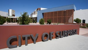 Surprise Mayor Skip Hall faces write-in challenger Cheryl Packham; El Mirage voters will pick 3 council members.
