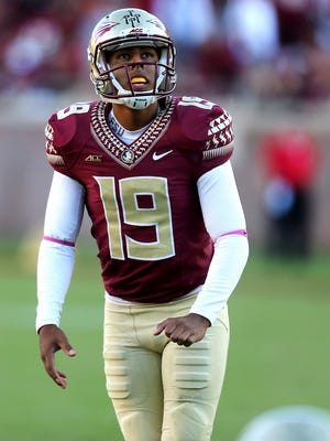 Florida State place kicker Roberto Aguayo has still yet to miss an extra point in his college career. In fact, FSU has missed just one PAT since the third game of the 2009 season.