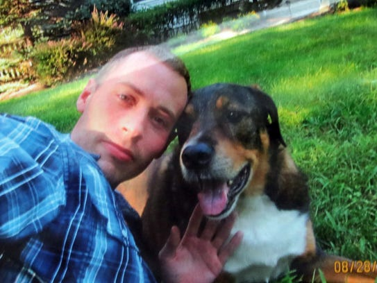 A family photo of Paul Clement, a Stony Point resident who died of a drug overdose on March 17, 2018. April 18, 2018. Clement, who was 34 when he died, battled drug addiction since he was a teenager.
