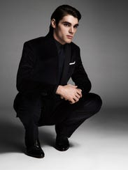 "Actor RJ Mitte, best known for his role as Walter ""Flynn"""
