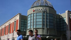 This Macy's store at CityPlace in West Palm Beach,