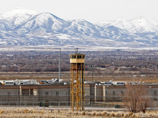 Utah ranked sixth nationally in low incarceration rates.