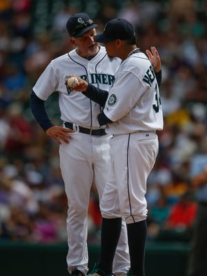 Carl Willis spent several seasons as the the pitching coach for the Seattle Mariners.