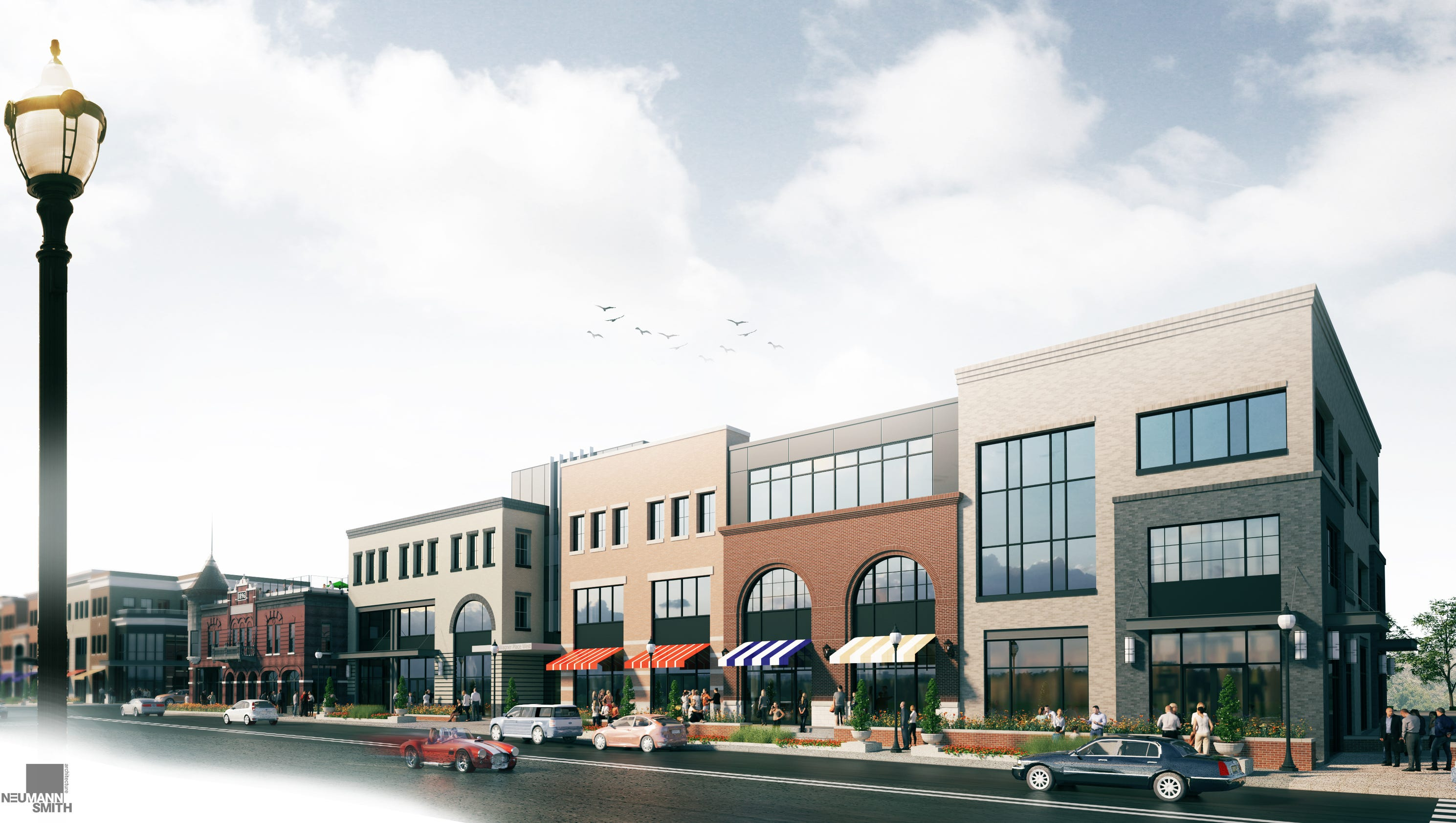 Ford breaking ground on its wagner place project - Divi builder 2 0 7 ...