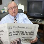 Democrat-Reporter Publisher Goodloe Sutton had fun with a recent headline about an apparent aroma problem with the sewer system in Uniontown, Ala.
