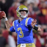 Should the Bills pay the king's ransom to move up in NFL draft to get their franchise QB?