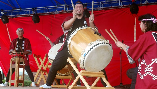 The Hoh Daiko Drummers will be among the performers at the Upper Deerfield Community Day.