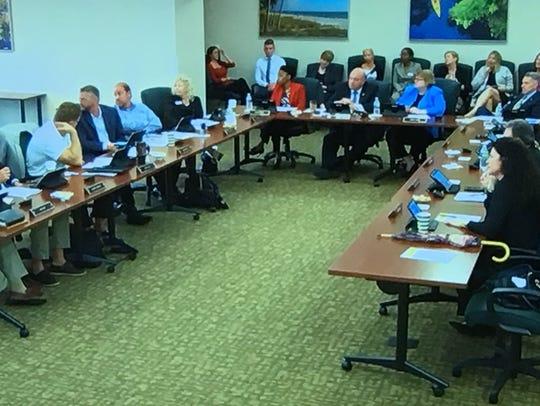 Lee County Tourist Development Council took a deep