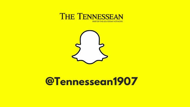 The Tennessean Snap code