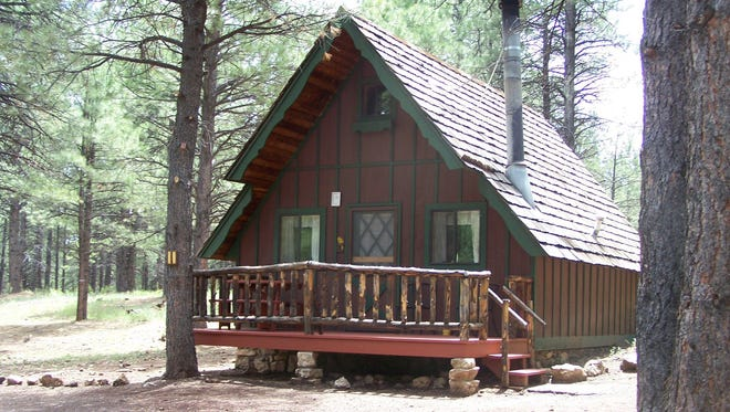 If you have a mountain cabin, make sure it's well vented.