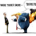 Benson: Where there's smoke about Michael Flynn