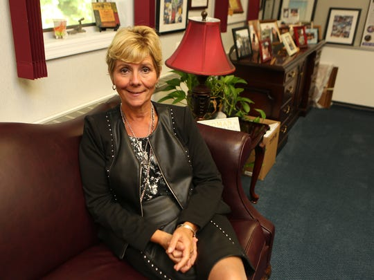 Mary Jean Marsico, the chief operating officer for Rockland BOCES.