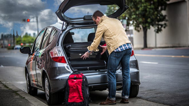 Zipcar members have access to the company's rental vehicles for $9 an hour or $69 per day.