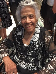 Legendary Louisiana Chef Leah Chase was honored by