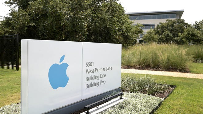 Growth of Apple's workforce in Austin accelerated last year, according to a compliance report required under a publicly funded incentive agreement with the company.