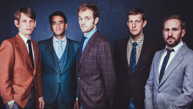 Punch Brothers are headed to Mesa Arts Center in April.