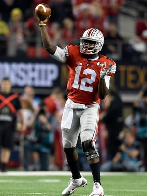 Cardale Jones led Ohio State to two bowl wins, and a national title, in his second and third career starts.