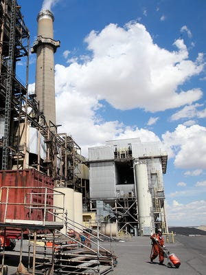 The majority owner of the San Juan Generating Station in Waterflow won a ruling in the Supreme Court of the State of New Mexico when the court stayed the New Mexico Public Regulation Commission's demand that Public Service Company of New Mexico file by Friday to abandon the facility.
