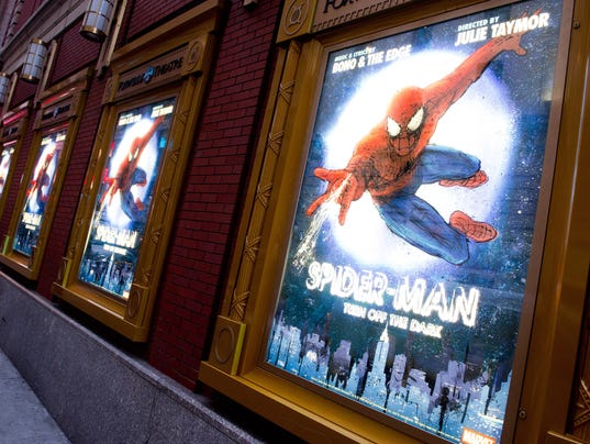 'Spider-Man' posters