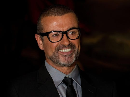 FILES-BRITAIN-MUSIC-GEORGE MICHAEL-OBIT