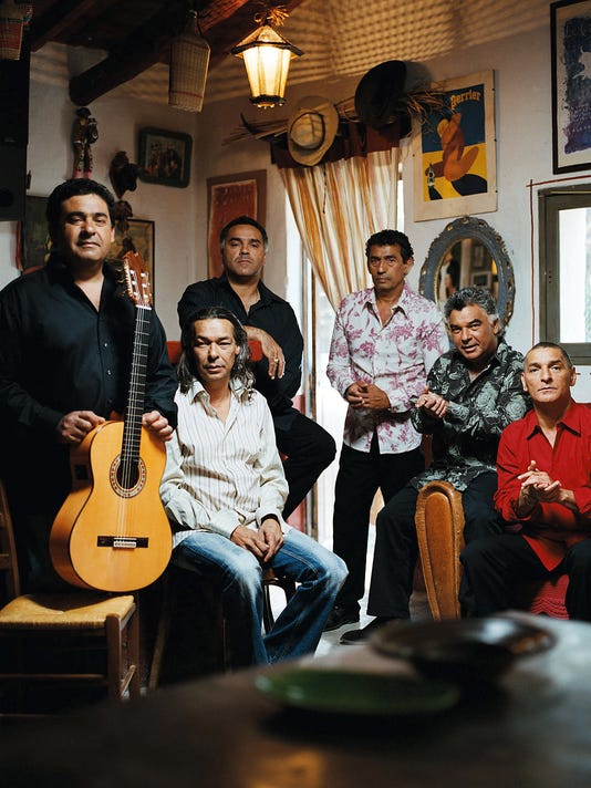 6/2: THE GIPSY KINGS