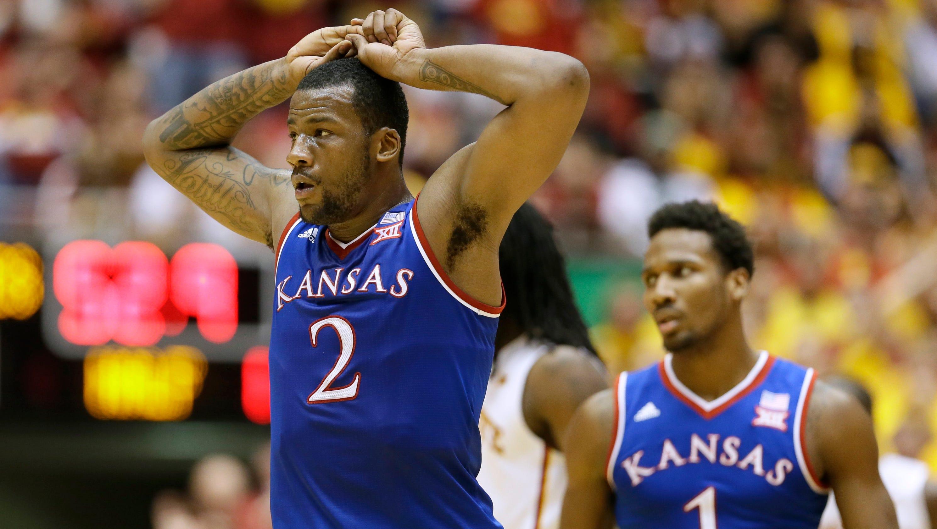 Cliff Alexander: I got a 'bad deck of cards' at Kansas