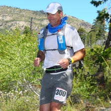 Larry Watson completed the Western States 100-mile endurance run in 27 hours and 57 minutes.