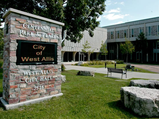 West Allis CIty Hall, 7525 W. Greenfield Ave.