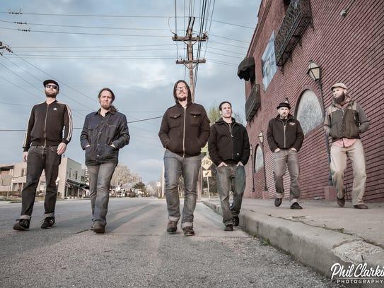 Shreveport band Dirtfoot has big plans.