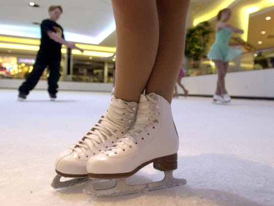 Eastdale Mall will be offering a NOON Year's Eve party for the entire family that includes free ice skating.