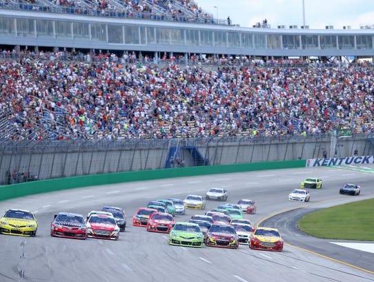 Kentucky Speedway NASCAR