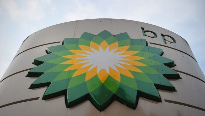 BP is asking a judge to limit pollution fines in its Gulf oil spill case.