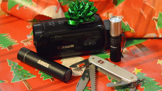 Finishing your Christmas shopping for an outdoors man or woman will be easy with these gifts.