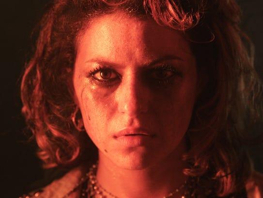 """Alia Shawkat in a scene from """"Paint it Black."""""""