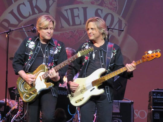 Gunnar and Matthew Nelson are fierce guardians of the legacy and music of their late father, Rock and Roll Hall of Famer Ricky Nelson.