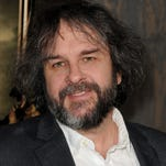 """Writer/producer/director Peter Jackson attends the premiere of Warner Bros' """"The Hobbit: The Desolation of Smaug"""" at TCL Chinese Theatre on December 2, 2013 in Hollywood, California."""