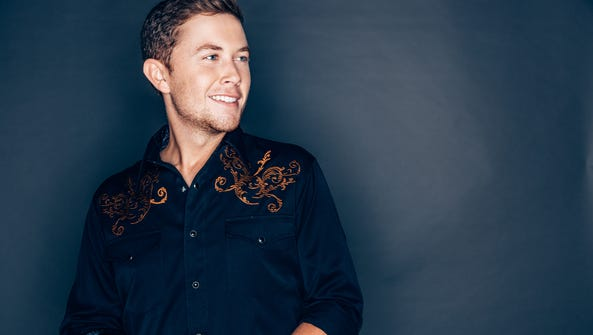 Country singer Scotty McCreery recently co-wrote his