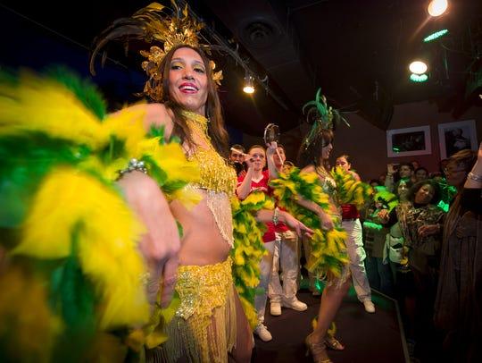The Jazz Kitchen hosts a Brazilian carnival celebration annually.