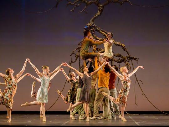 "Nashville Ballet will premiere ""Light/The Holocaust"