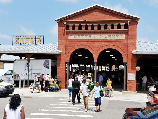 Eastern Market Renovation