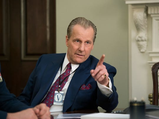 "Jeff Daniels stars in Hulu's ""The Looming Tower."""