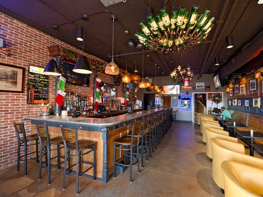 Take a look inside the new bar Blind Pig on W. 3rd Street.