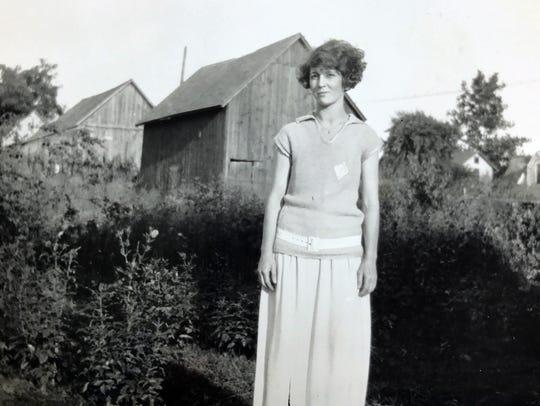 Lillian Ruth Willman Ernst