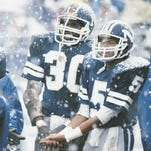 Mackay 50 – No. 6: Pack prevails in OT in 'Snow Bowl'