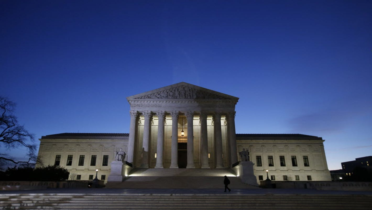 supreme court case new jersey vs Our coverage of judge brett kavanaugh's nomination to the supreme court is  available at  new jersey v  court to hear gas facility dispute (lyle denniston) .