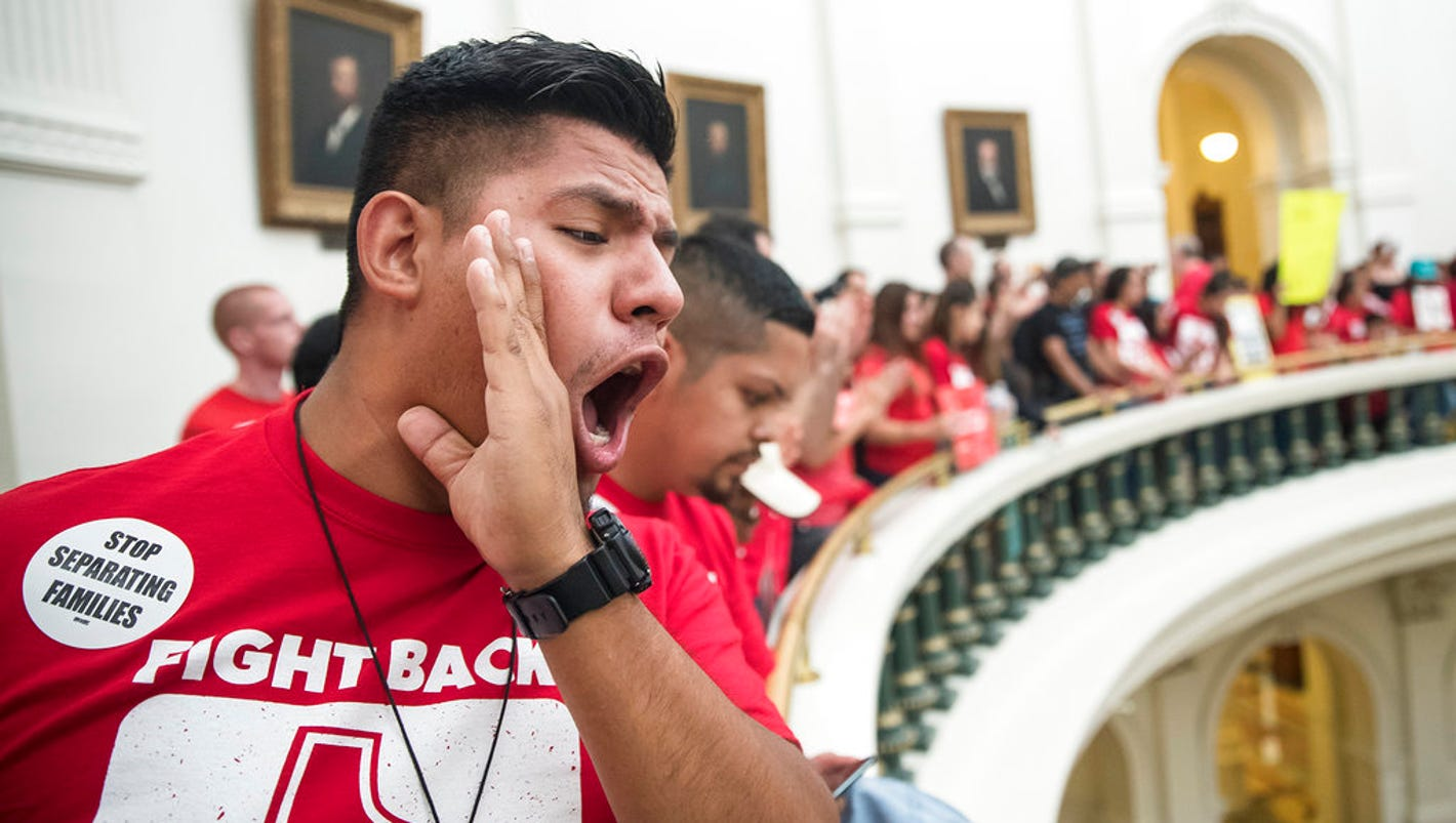the heated debate illegal immigration Illegal immigration into the united states has sparked heated debate in congress, roiled the two main political parties, and prompted hundreds of thousands of.